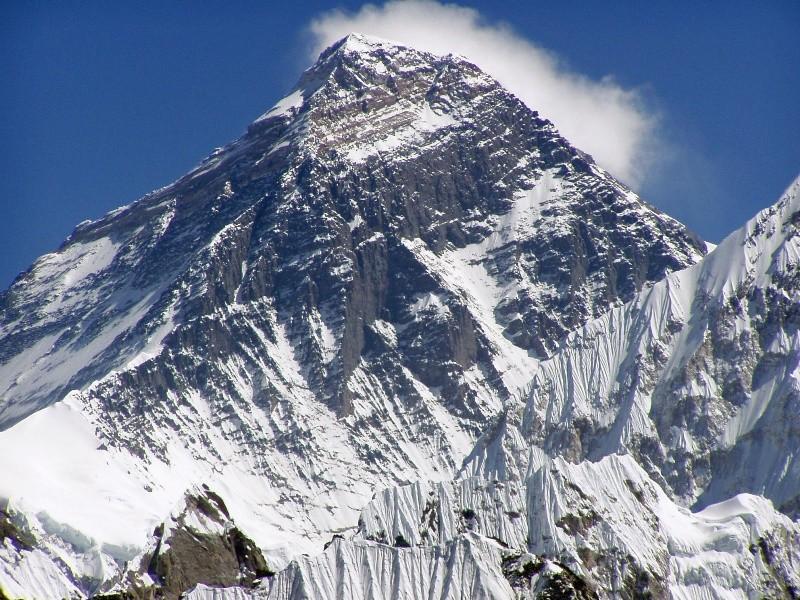 Apakah Ketinggian Gunung Everest Di Km Di Mana Adalah Everest
