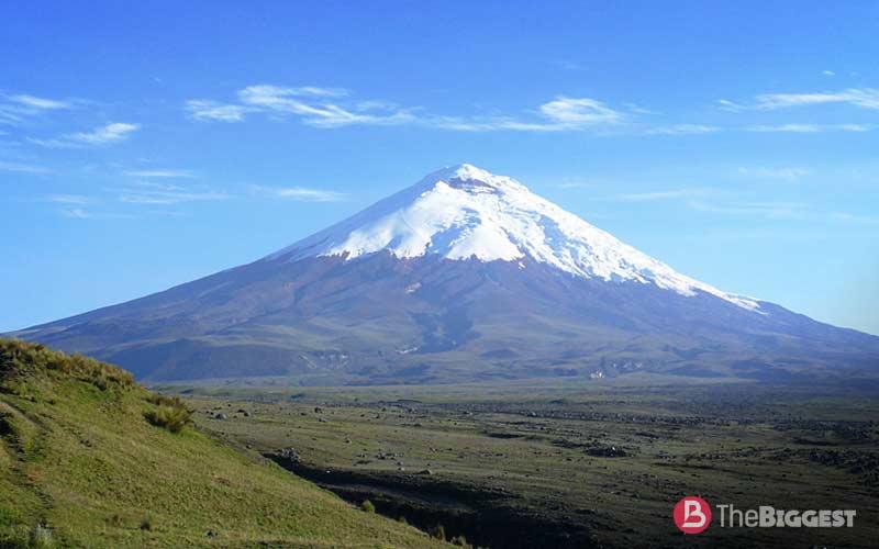 Klattrare dodade av vulkan